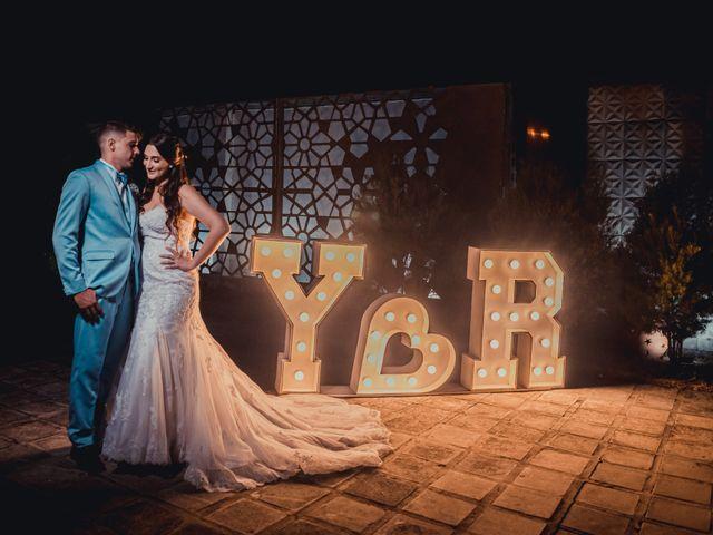 O casamento de Yasmin e Rafael