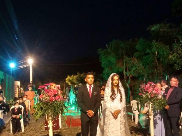 O casamento de Aldine e Cassia em Teresina, Piauí 4