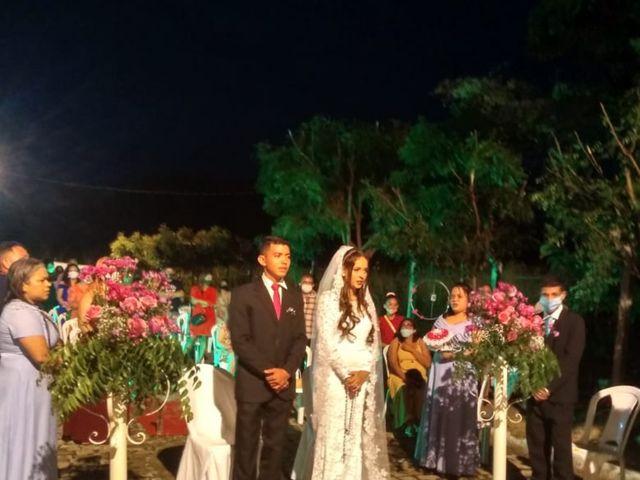 O casamento de Aldine e Cassia em Teresina, Piauí 1
