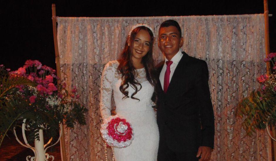 O casamento de Aldine e Cassia em Teresina, Piauí