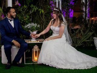 O casamento de Isabelle e Airton