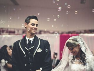 O casamento de Taila e Jhonilso