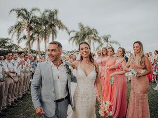 O casamento de Clarice e Serginho