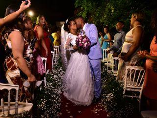 O casamento de Jessica e Alexandre
