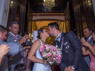 O casamento de Rafaela e Vinicius
