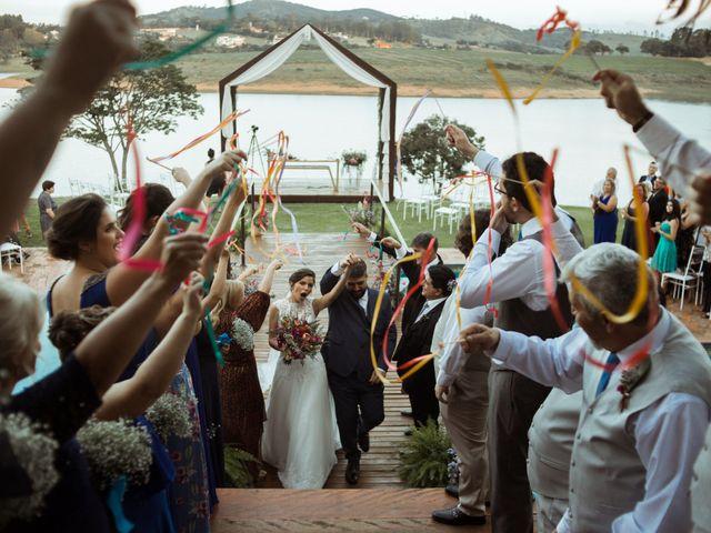 O casamento de Carol e Rafa