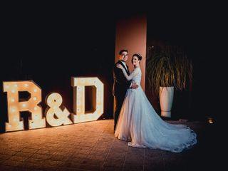 O casamento de Rayssa e Deivid