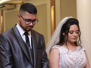 O casamento de Lynda e Hugo