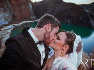 O casamento de Lis e Geovani 1