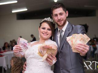 O casamento de Lis e Geovani 3