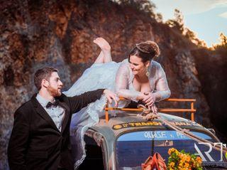 O casamento de Lis e Geovani