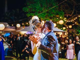 O casamento de Larissa e Marco