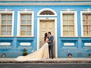 O casamento de Gabriela e Luiz