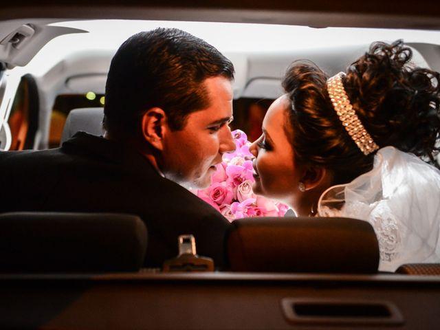 O casamento de Laila e Michell