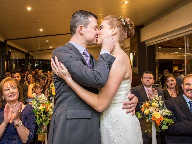 O casamento de Fernanda e Cristiano