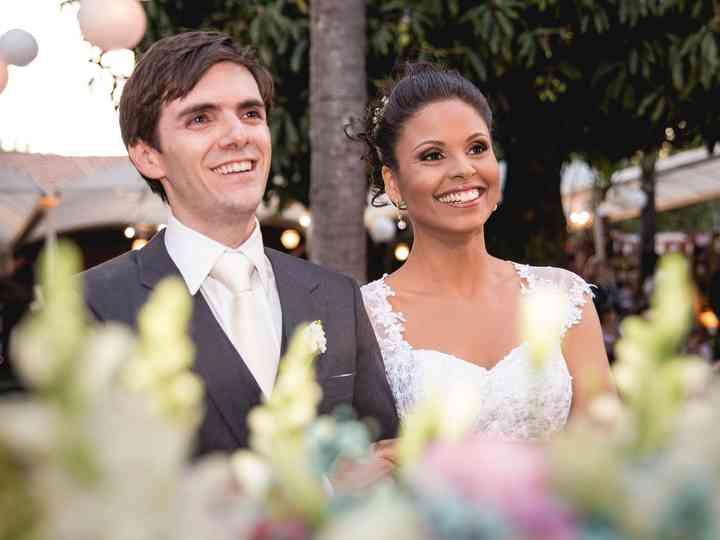 O casamento de Erika e Saulo
