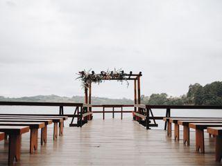O casamento de Lucy e John 3