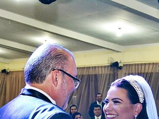 O casamento de Lidiane e Eduardo Mendonça 1
