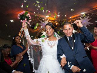 O casamento de Mayara  e Gilmar