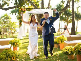O casamento de Janaína e Ricardo