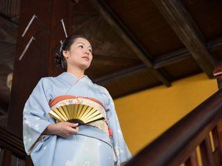 O casamento de Mayumi e Akiyoshi 1