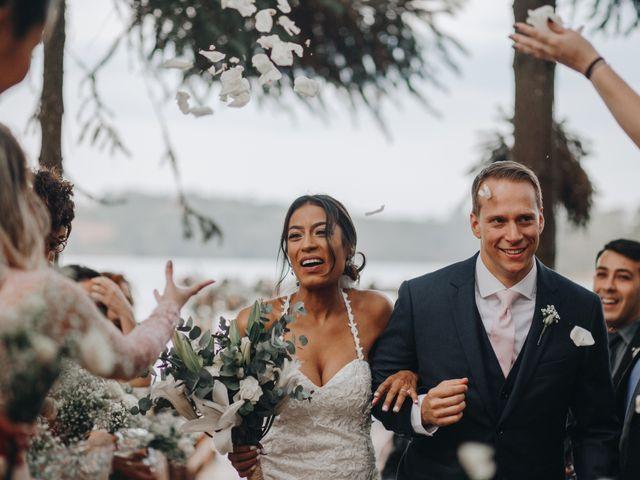 O casamento de John e Lucy em Curitiba, Paraná 36