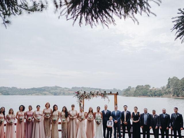O casamento de John e Lucy em Curitiba, Paraná 41