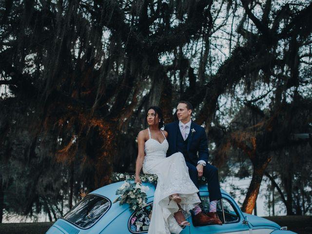 O casamento de John e Lucy em Curitiba, Paraná 2