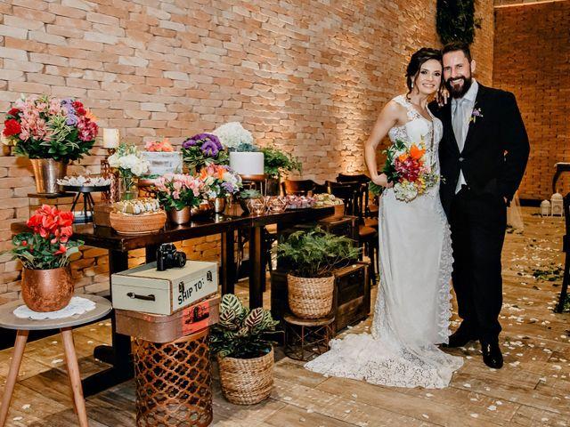O casamento de Paula e Luciano
