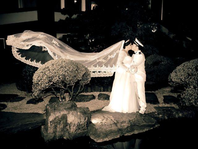 O casamento de Estel e Samuel