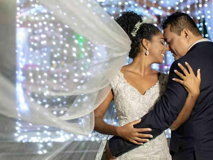 O casamento de Joseana e Allan