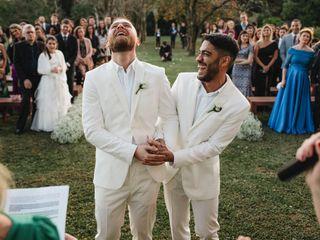 O casamento de Felipe e Cezar