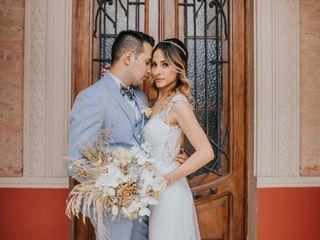 O casamento de Lilian e Luciano
