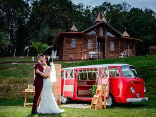 O casamento de Tallyta e Guilherme
