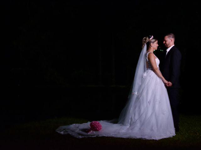 O casamento de Alessandra e Lucas