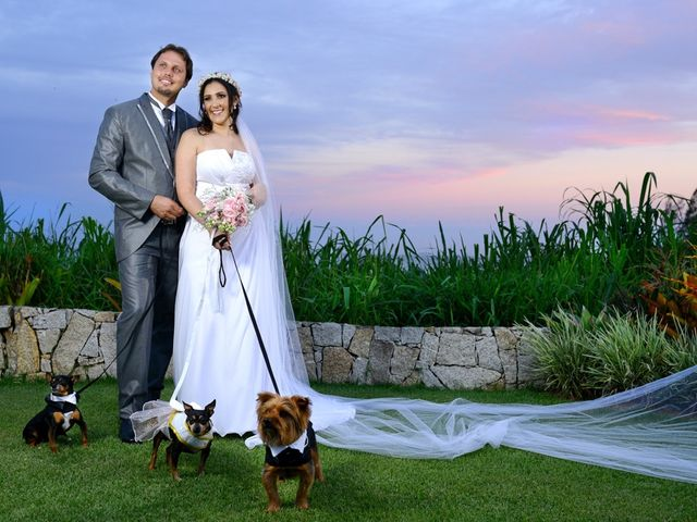 O casamento de Patricia e Denner