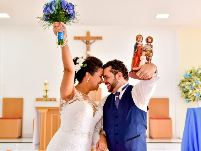 O casamento de Anne e Antonio