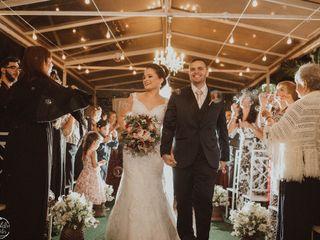 O casamento de Roberta e Igor
