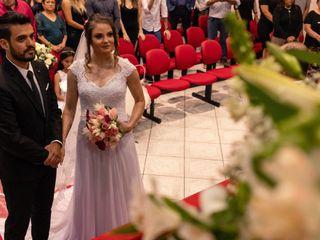 O casamento de Karoline e Heleno 3