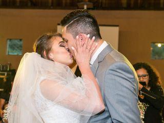O casamento de Larissa e Viniccius