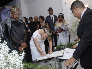 O casamento de Bárbara  e Robson 2