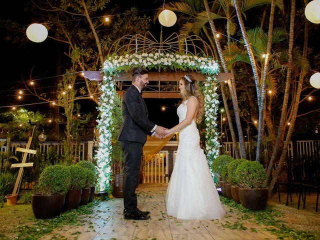 O casamento de Gislaine e Jonas
