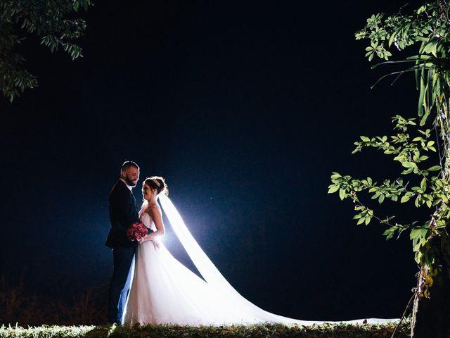 O casamento de Carol e Kleber
