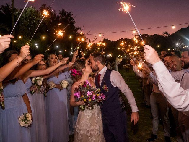 O casamento de Naiana e Marcelo