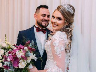 O casamento de Jéssica e Alexandre 2