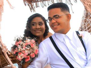 O casamento de Evanielly e Daniel