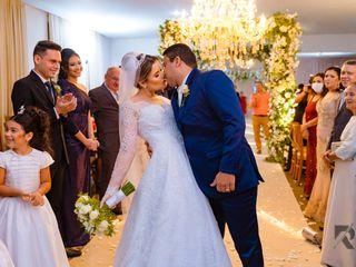 O casamento de Myrla e Acácio