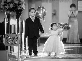 O casamento de Gisiéli e Leonildo 2