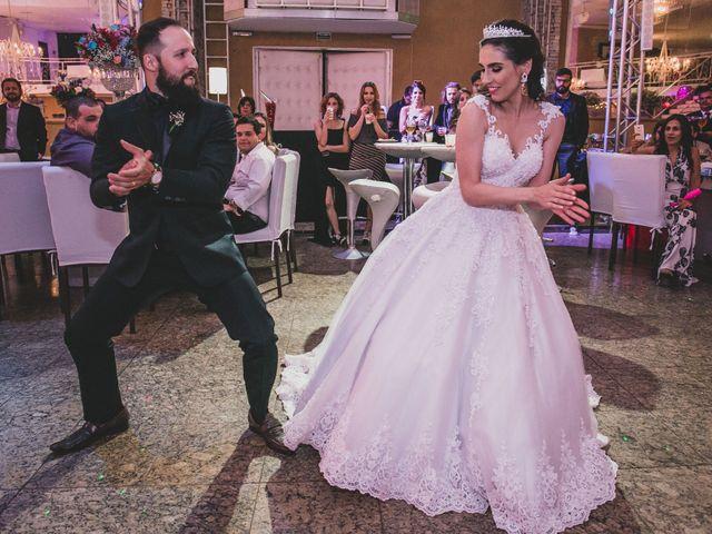 O casamento de Beatriz e Jean Paul