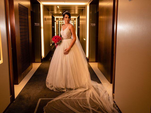 O casamento de Pedro e Yasmin em Rio de Janeiro, Rio de Janeiro 2